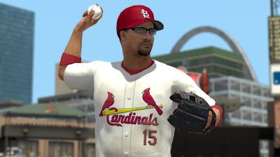 Screen Shot Of Major League Baseball 2K12 (2012) Full PC Game Free Download At Downloadingzoo.Com