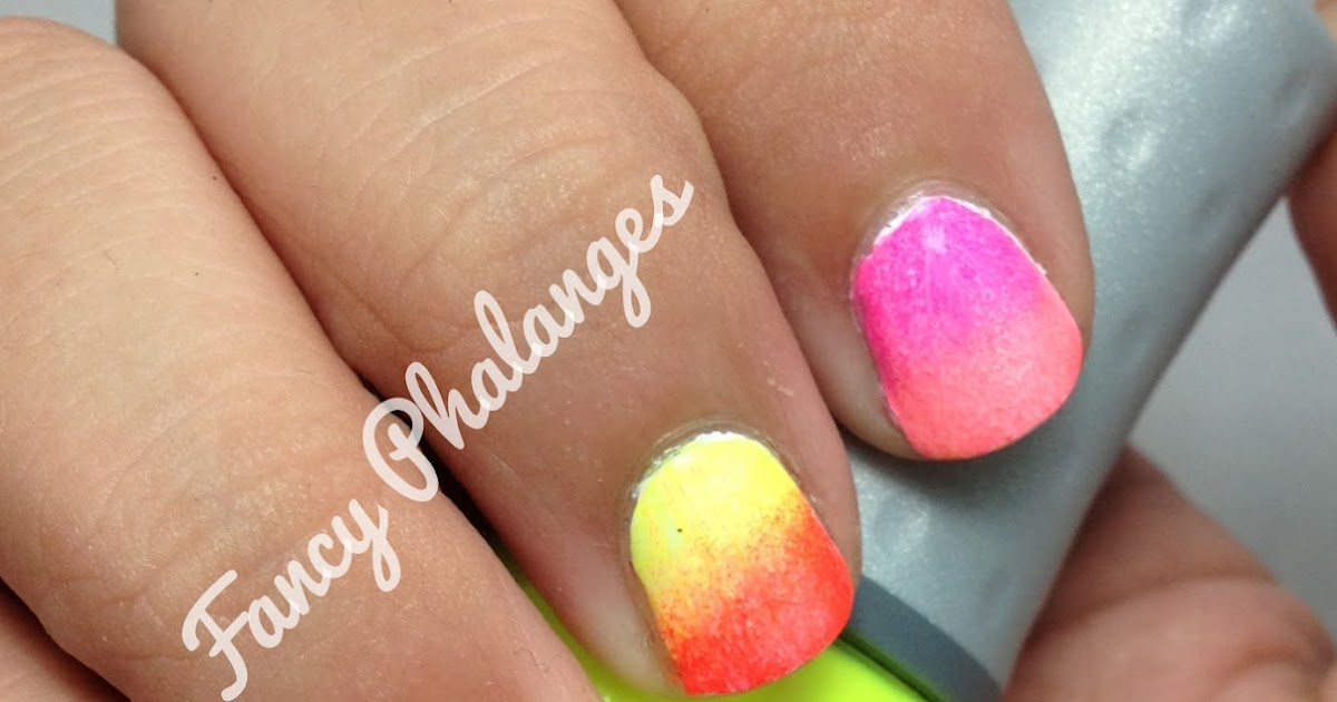 Nails Inc 5 Piece Naked In Neon Collection - QVC UK