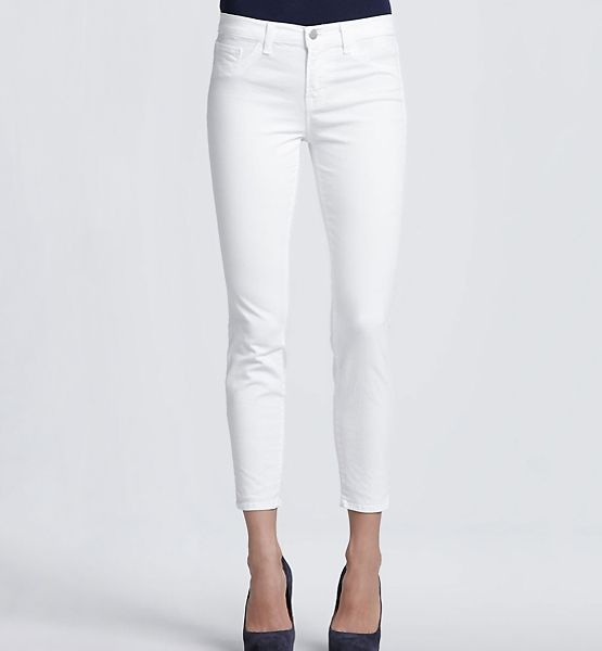 Ladies White Jeans for Summer