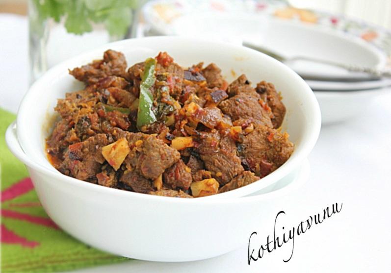 Nadan chilli beef recipe beef ularthiyathu recipe kerala style recipe for nadan chilli beef recipe beef ularthiyathu recipe kerala style chilli beef recipe preparation time 1 hour forumfinder Image collections