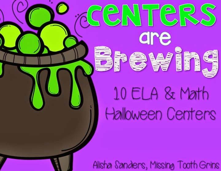 http://www.teacherspayteachers.com/Product/Halloween-ELA-Math-Centers-1483065