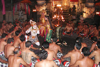 Kecak Dance - Ubud Dance Performance