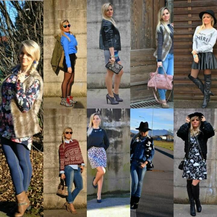 outfit gennaio 2015, mariafelicia magno,colorblock by felym,mariafelicia magno fashion blogger