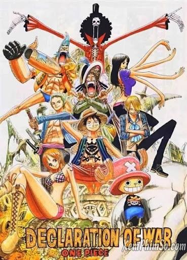 One Piece - Vua Hải Tặc
