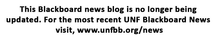UNF Bb News - Archive