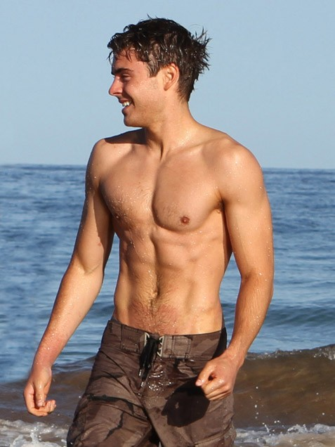 Cole Sprouse 2012 Shirtless
