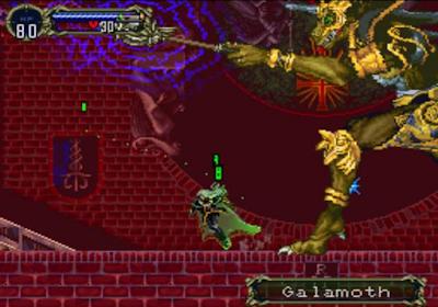 Castlevania Galamoth