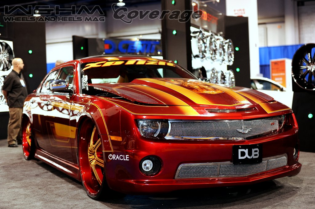 Pomona Car Show >> Wheels and Heels Magazine Cars: 2012 SEMA All Kinds of Modified Accessorized or Toy-rized Cars
