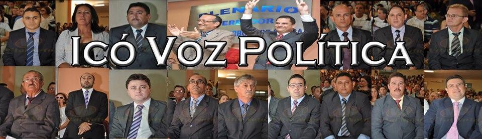 GRUPO ICÓ VOZ POLÍTICA PARTICIPEM!