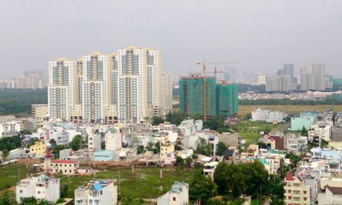 Đầu tư căn hộ ở khu vực nào lãi cao?