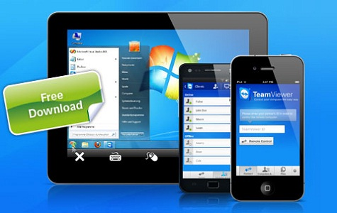 TeamViewer Version 8 Released For Android, iOS and Windows 8 / RT