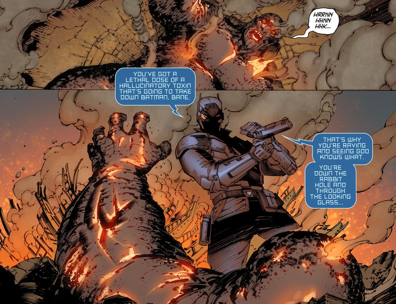 Batman: Arkham Knight [I] Issue #38 #40 - English 14