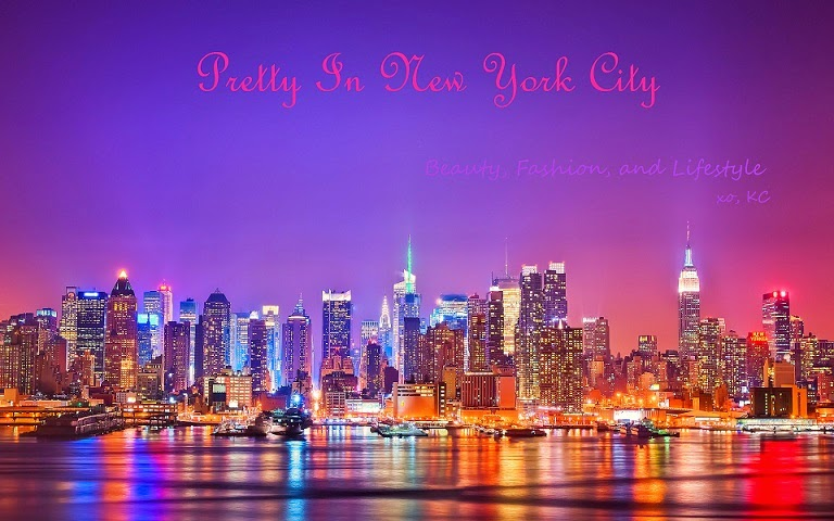 Pretty In New York City