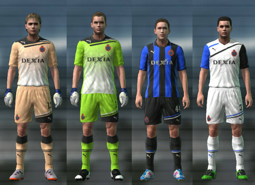 Brugge 11/12 Kit Set by Cuky