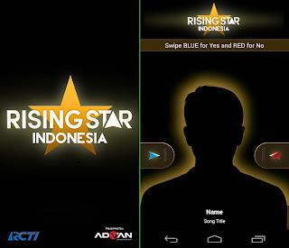 Cara Vote Peserta di Rising Star Indonesia dari HP Android Gratis