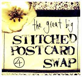 Great Big Stitched Postcard Swap