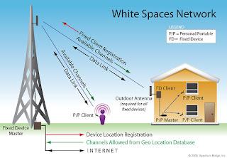 Jaringan White Space