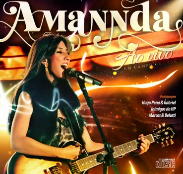 Download: CD Amannda - Ao Vivo em Campo Grande (2011)