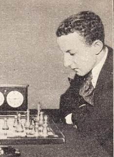 El ajedrecista Aleksandr Koblenz