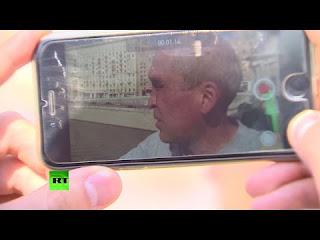 Московский бомж ведёт популярный видеоблог о жизни на улице