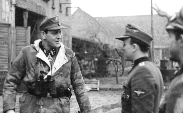 Το αγαπημένο κομάντο του Χίτλερ που έγινε πράκτορας της Μοσάντ και αλλα παραμυθία!