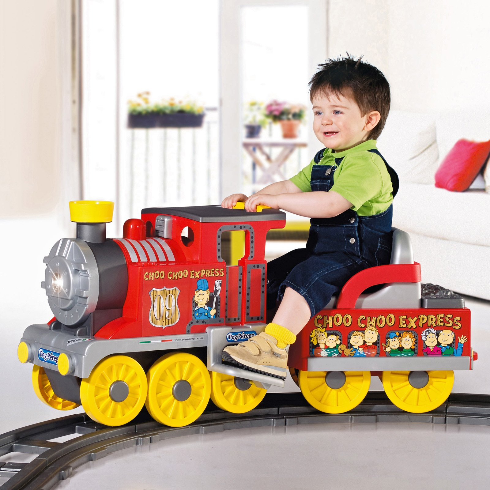 Ride On Train For Backyard :   Train Themed Party Toy Packages Singapore (Thomas, Choo Choo Train