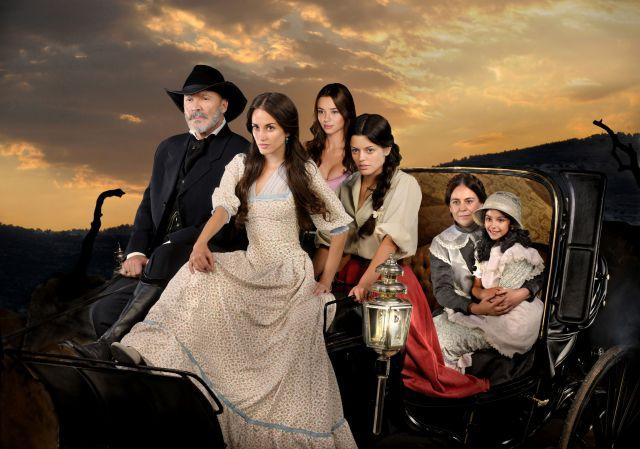 foto promocional de la serie de Telecinco