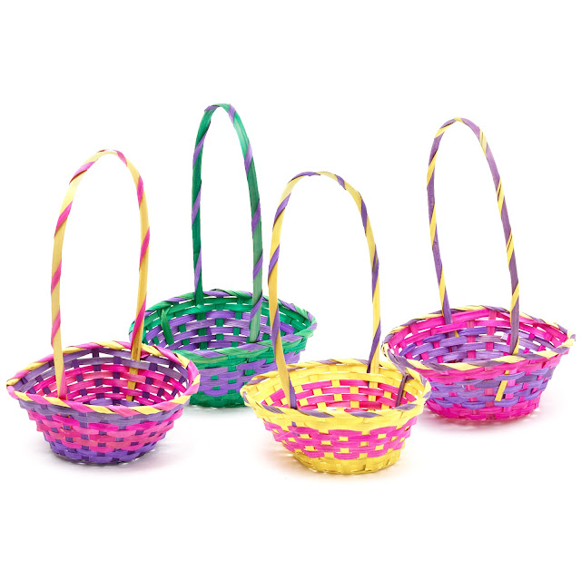 Bamboo Easter Basket2