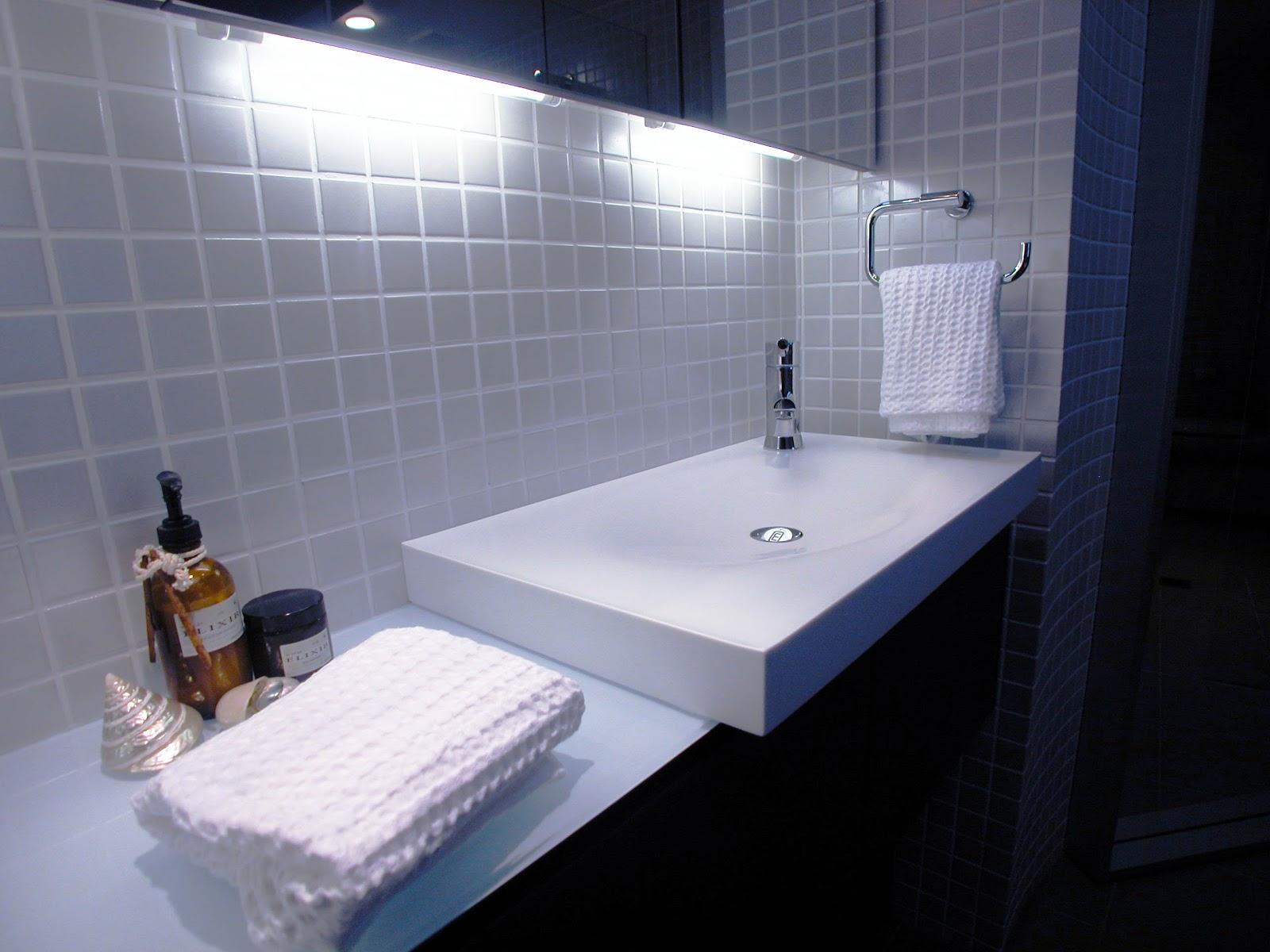 Minosa new minosa bathroom design resort style ensuite - Modern Main Bathroom Designed To Share