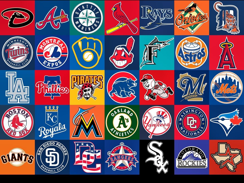 Sports logos and names