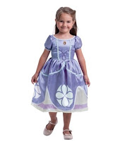 Fantasia infantil Standard Princesinha Sofia Disney Multibrink