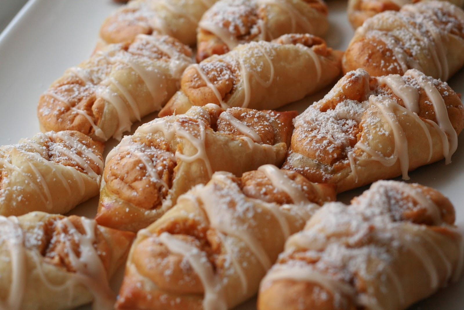 Recipe: Pumpkin Cheesecake Pasties. ~ Things I Like to Eat (...and ...