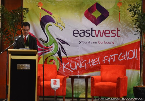 EASTWEST BANK Looks Back on a Great Year and Looks Forward to a GREATER One