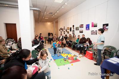 Inauguración grupo da Estrada (crónica e fotos)