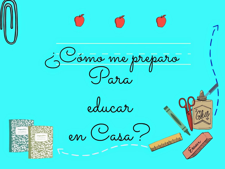 Mami educadora personal c mo me preparo para educar en casa - Educar en casa ...