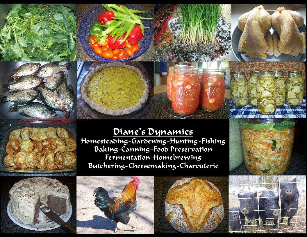 Diane's Dynamics