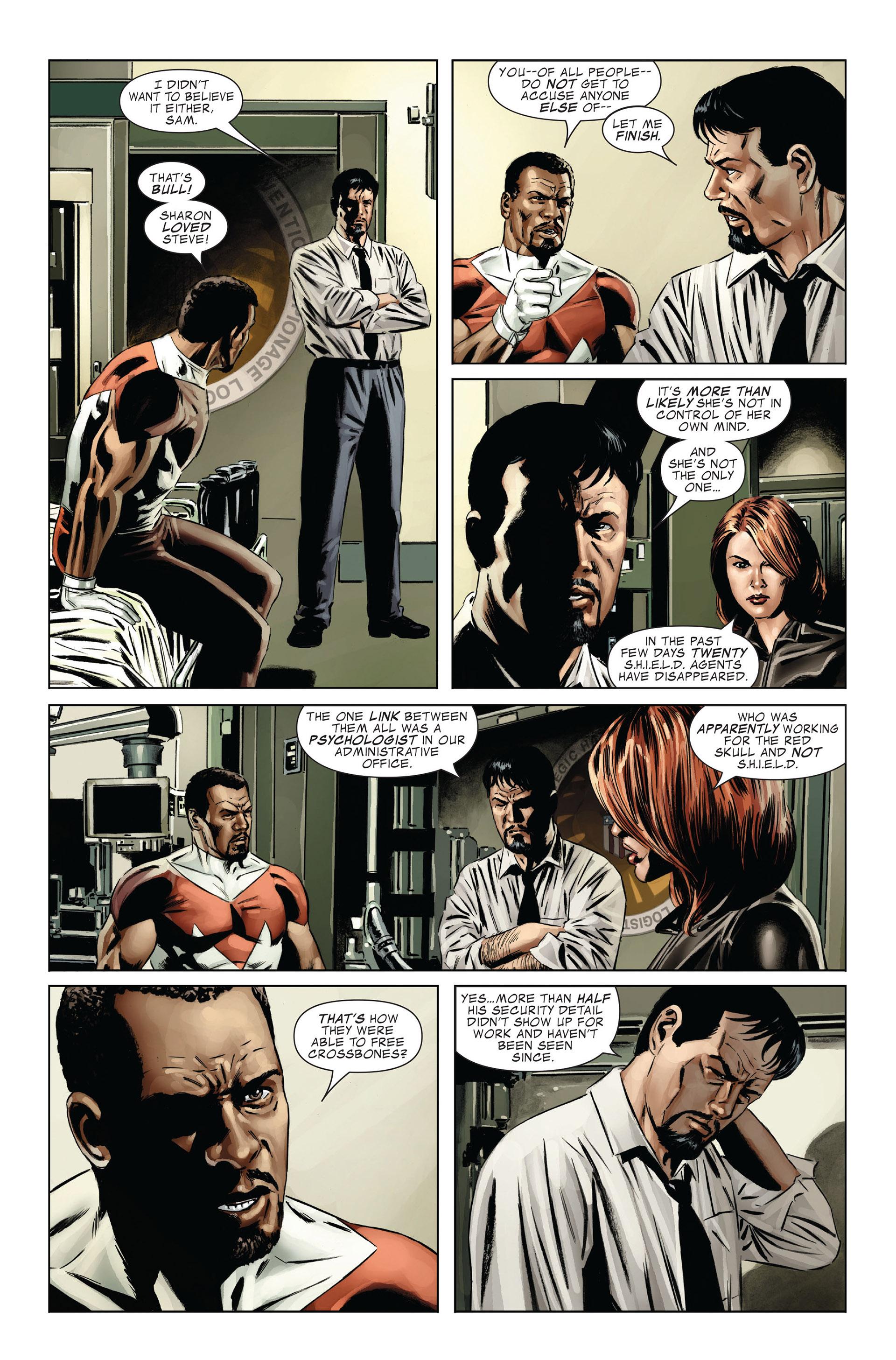 Captain America (2005) Issue #31 #31 - English 11