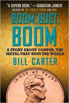 Review - Boom, Bust, Boom: A Story About Copper, the Metal That Runs the World