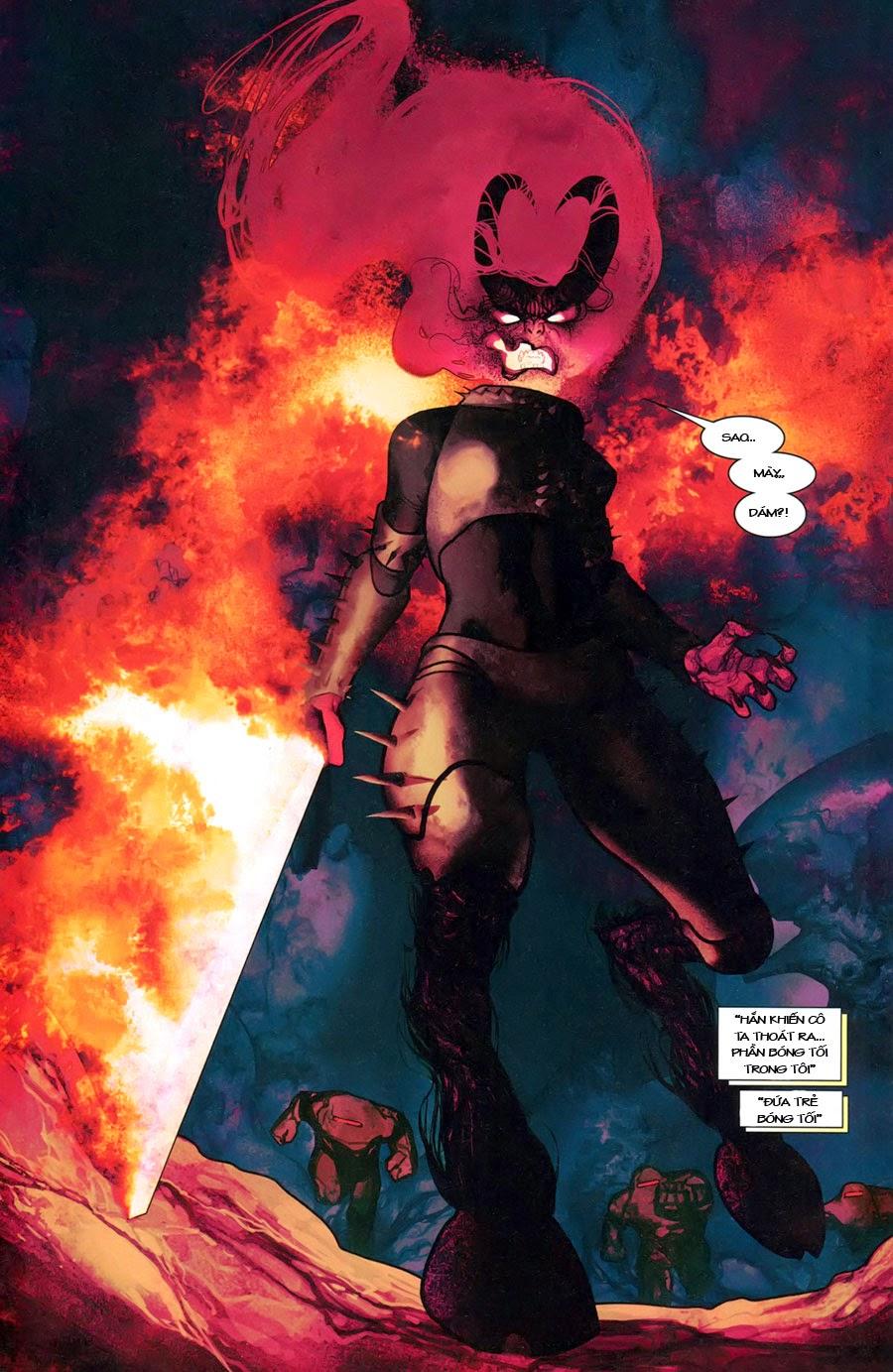Uncanny X-Men chap 5 - Trang 10