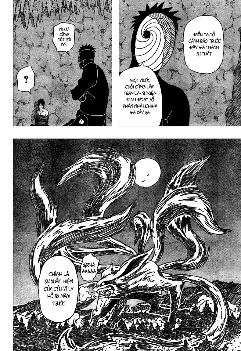 Naruto chap 399 Trang 14 - Mangak.info