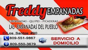 Freddy Empanadas y Pizzeria