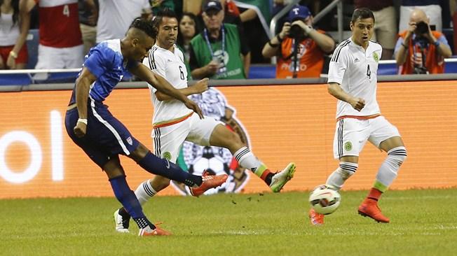 Partido amistoso --Clásico de la CONCACAF--, Estados Unidos vs. México, 2015. Los estadounidenses vencen 2-0 al conjunto tricolor | Ximinia