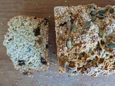 GASTROnomi: Malted dried fruit and oat soda bread