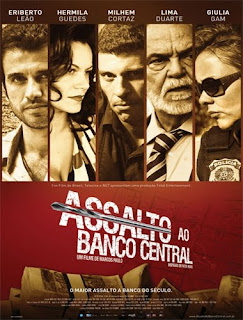 Ver Assalto ao Banco Central (2011) Online