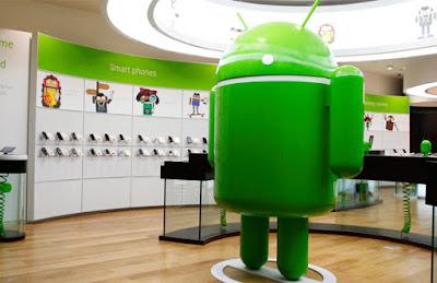 Rebajas en cinco móviles Android de menos de 260 euros