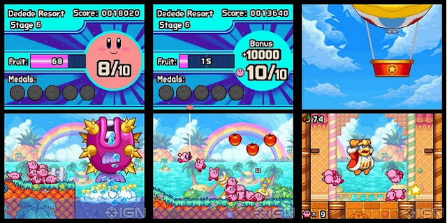 Kirby Mass Attack [NDS]