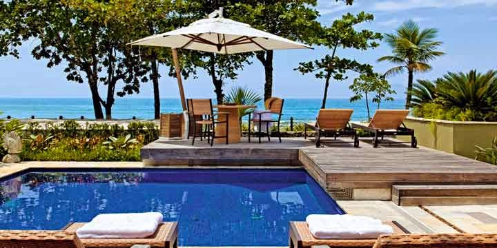 Piscinas inspiradoras cascatas decks bordas infinitas for De k piscina