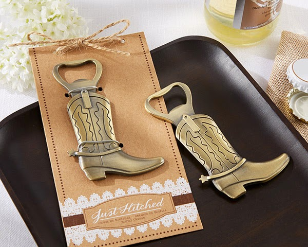 http://www.weddingfavoursaustralia.com.au/products/just-hitched-cowboy-boot-bottle-opener