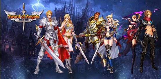 Cara Daftar Dan Bermaian Sword Of Angel Online