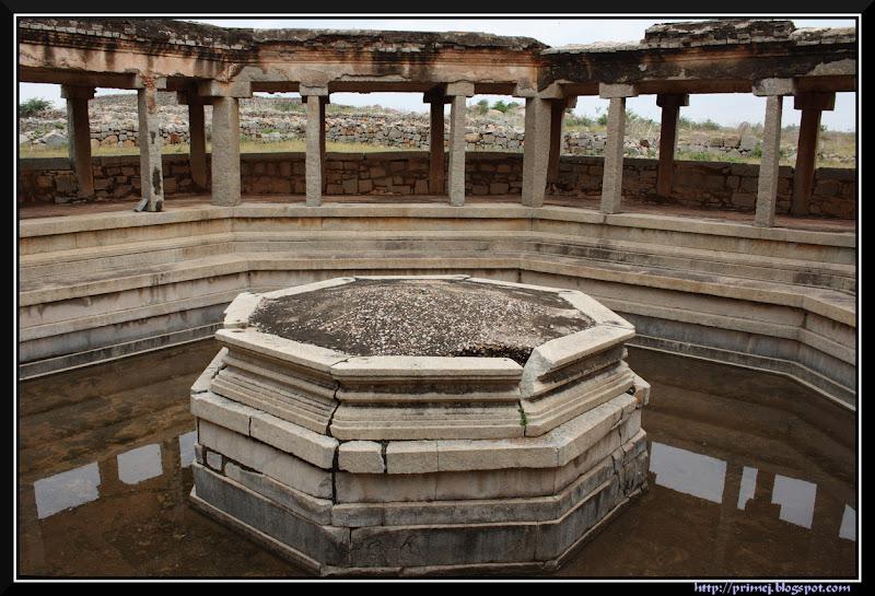 Octagonal Bath